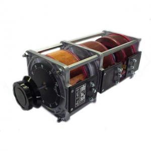 Three-phase variators for unprotected back-of-board - 6600-9900-13400-21000-2100 VA